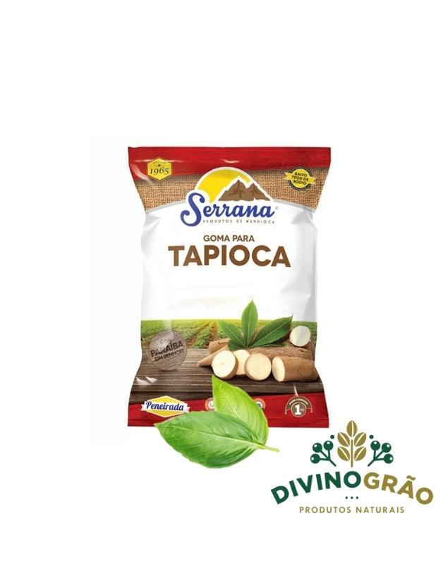 TAPIOCA SERRANA 500G