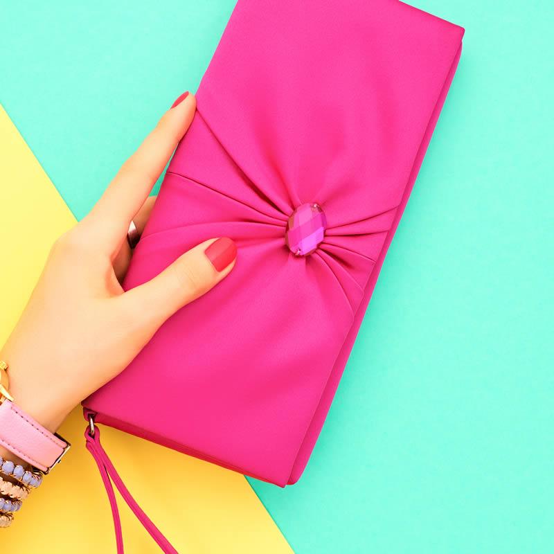Bolsa Fashion Pink