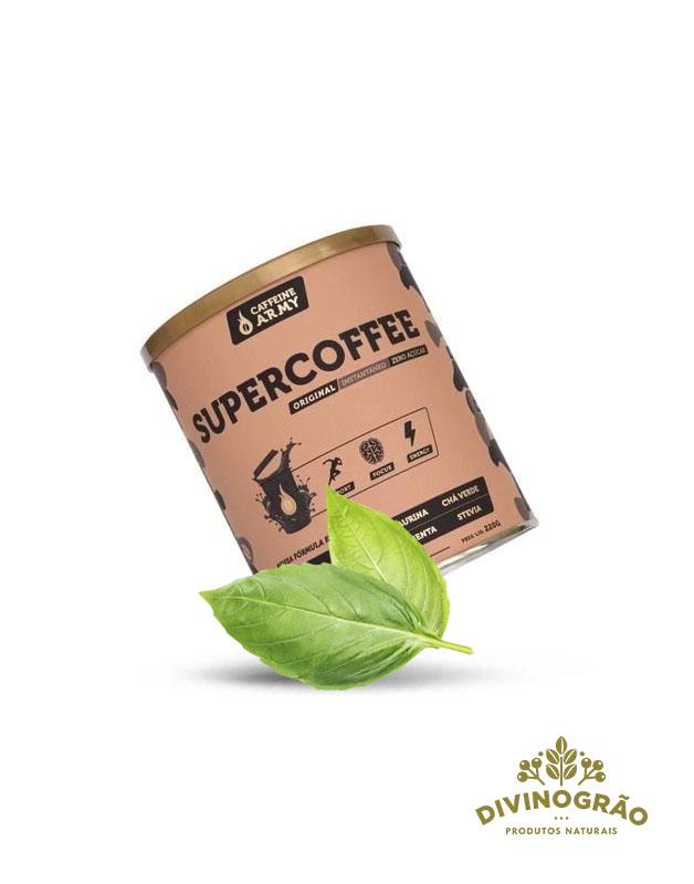 SUPERCOFFEE 2.0 220G CAFEINE ARMY☕💪